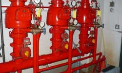 Dry Pipe Fire Sprinkler Systems